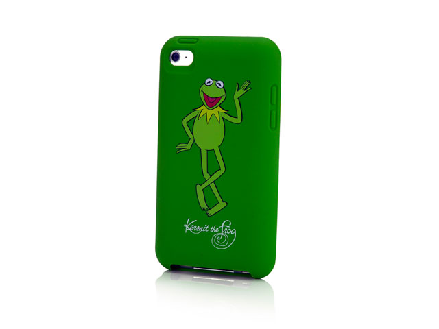Disney Kermit Muppets Silicone Skin Case voor iPod touch 4G