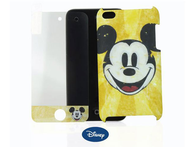 Disney Mickey Mouse Case - iPod touch 4G hoesje