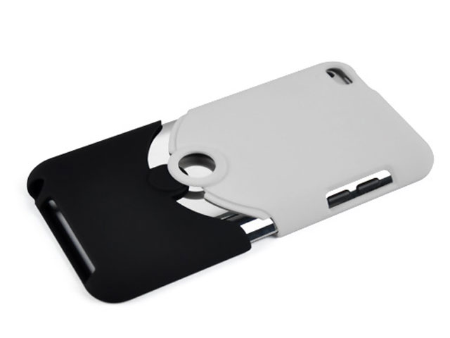 DuoColor Hard Case Hoes voor iPod touch 4G