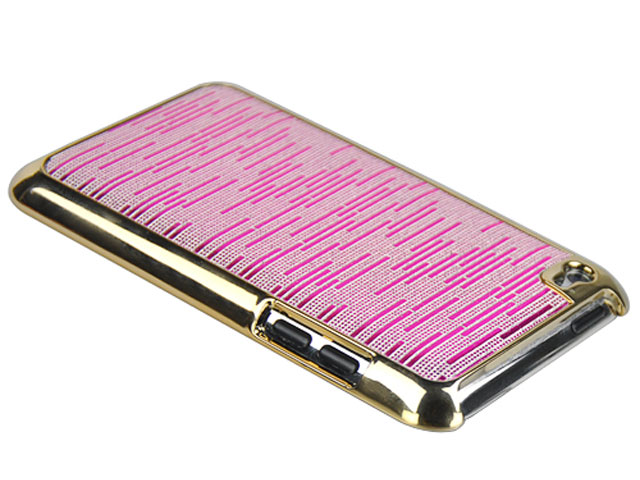 Eclectic Back Case Hoes voor iPod touch 4G