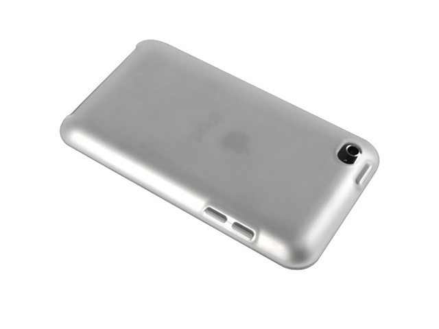 Frosted Polymer Series Hoes voor iPod touch 4G