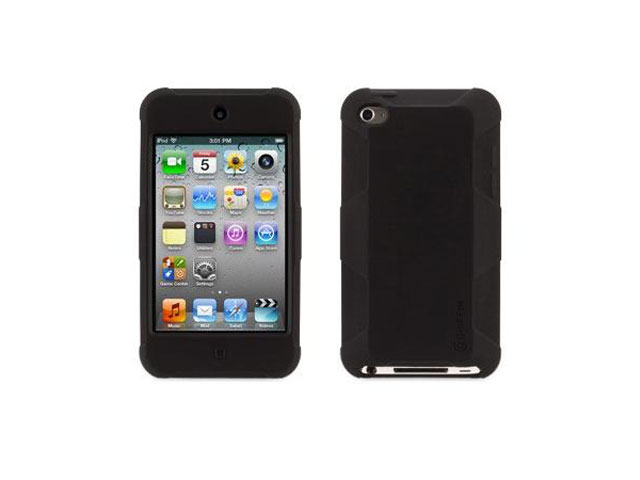Griffin Protector Armored Heavy Duty Skin Case voor iPod touch 4G