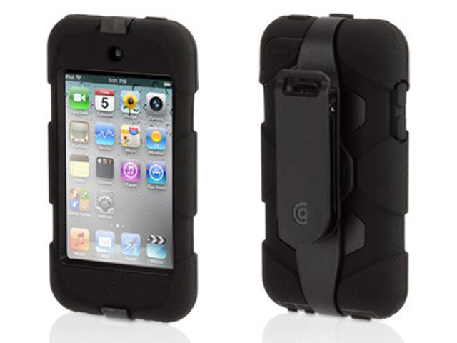 Griffin Survivor Armored Case iPod touch 4G