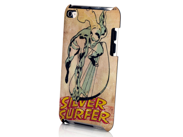 Marvel Silver Surfer Case - iPod touch 4G hoesje