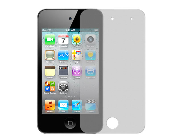 Anti-Fingerprint Screenprotector iPod touch 4G