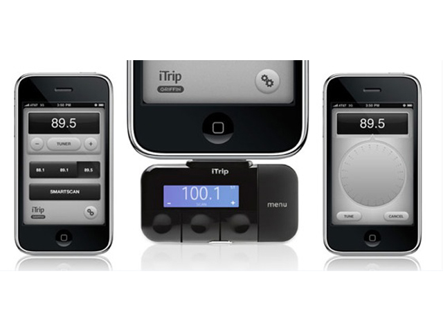 Griffin iTrip FM Transmitter voor iPod/iPhone/iPad