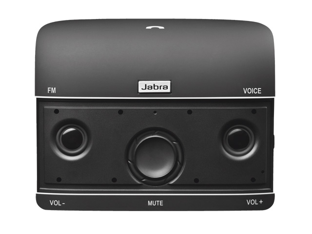Jabra Freeway Bluetooth Carkit met FM Transmitter