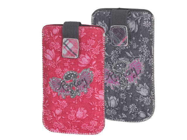 Replay Girls Allover Sleeve voor Smartphones (maat L)