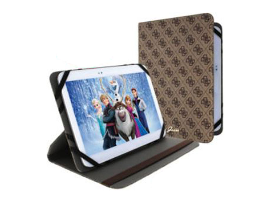 Guess Monogram Case - Tablet Hoesje (9-10 inch)