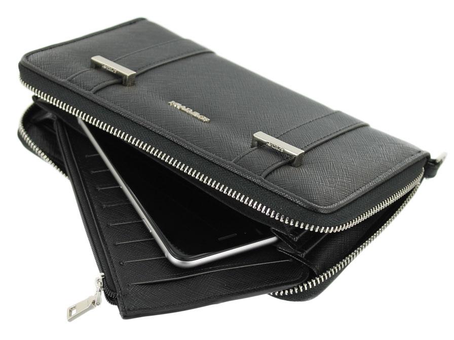 34753c2acb1 Supertrash Alethea Smartphone Wallet (Zwart)
