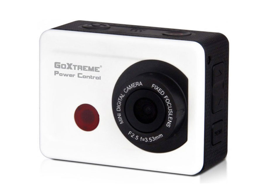 GoXtreme Power Control | Full HD Action Cam + Acc.