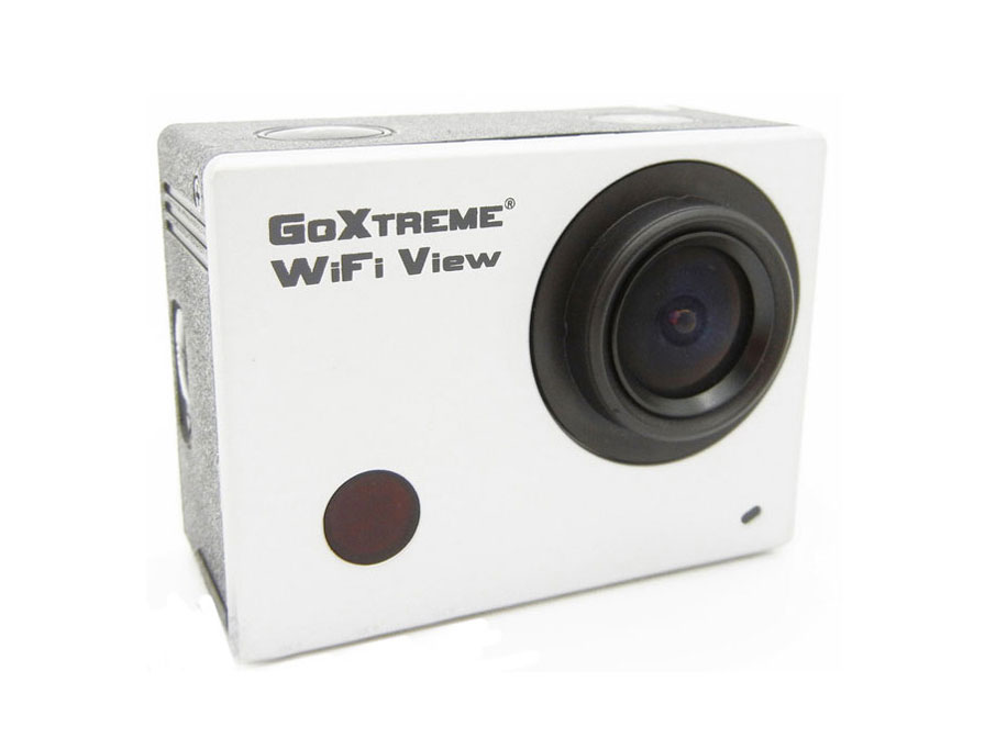 GoXtreme WiFi View | FullHD Action Cam + Accessoires
