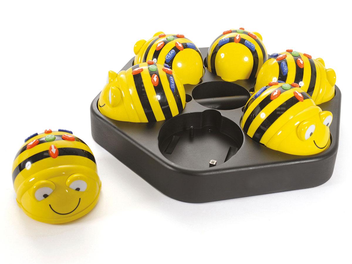 Bee-Bot Klassenbundel - 6 x Educatieve Oplaadbare Robot Geel