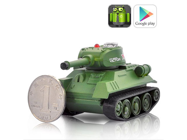 A-Control Touch Controlled Tank voor Android