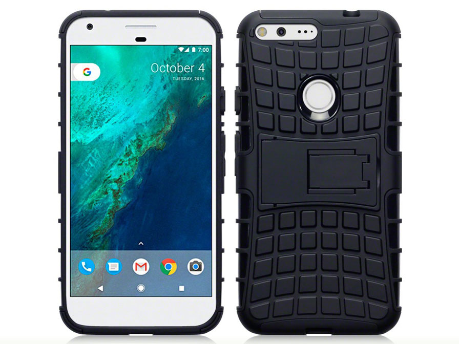Rugged Case - Google Pixel XL hoesje