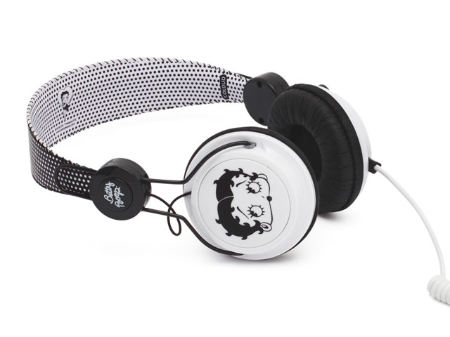 Betty Boop Coloud Over-Ear Koptelefoon