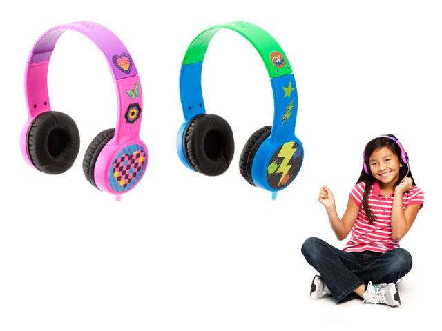 koptelefoon kind 2 jaar Griffin Crayola Kinder Koptelefoon met Volumebeperking koptelefoon kind 2 jaar