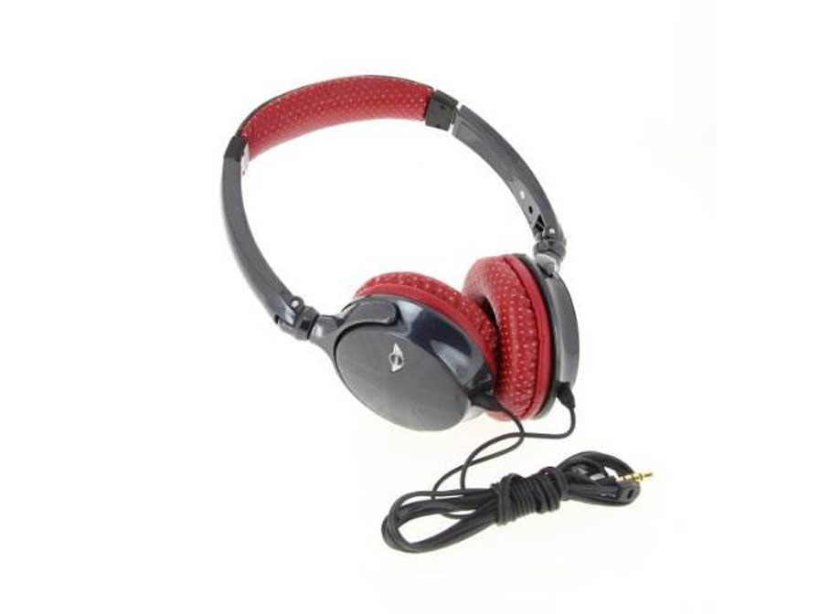 MINI Cooper Koptelefoon Headphones - Black Jack