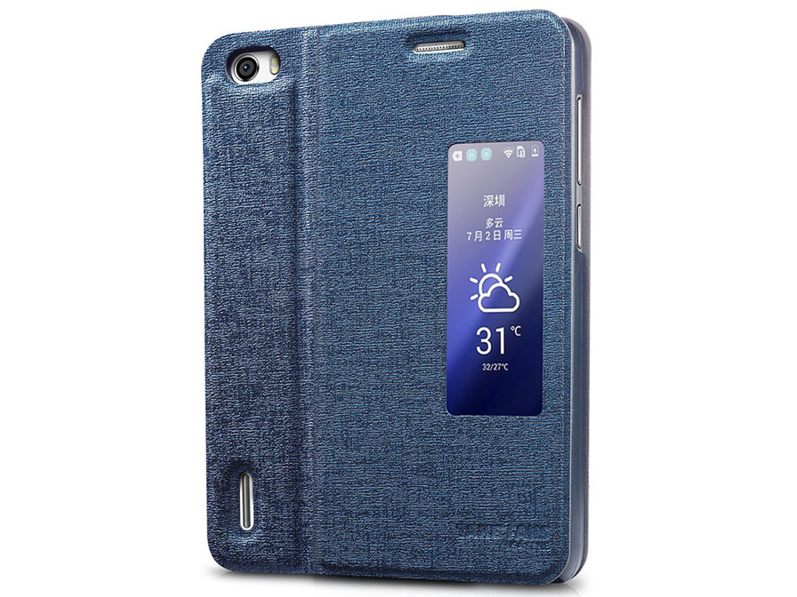 Classic View Case - Honor 6 hoesje