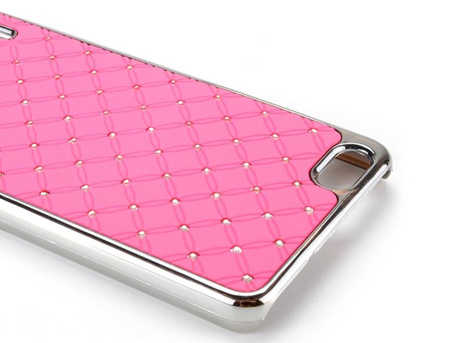 Diamond Deluxe Case - Hoesje voor Honor 6