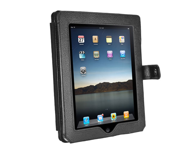 Basic Book Case Hoes voor iPad 1