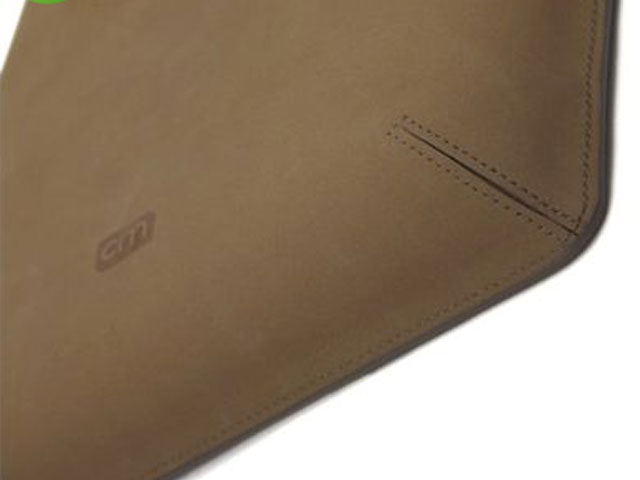 Case-Mate WalkAbout Leather Sleeve voor iPad