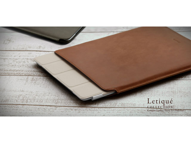 More Letiqué Collection Sleeve - iPad Hoesje