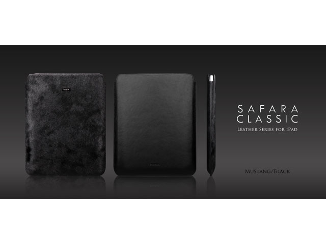 More Safara Classic Sleeve Case - iPad hoesje