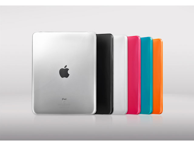 SwitchEasy Nude Polycarbonate iPad 1 Case