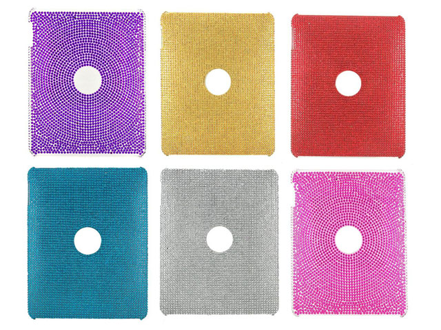 Diamond Back Case Hoes voor iPad 1