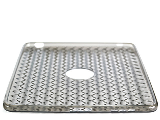 Diamond Polymer TPU Case Hoes voor iPad 1