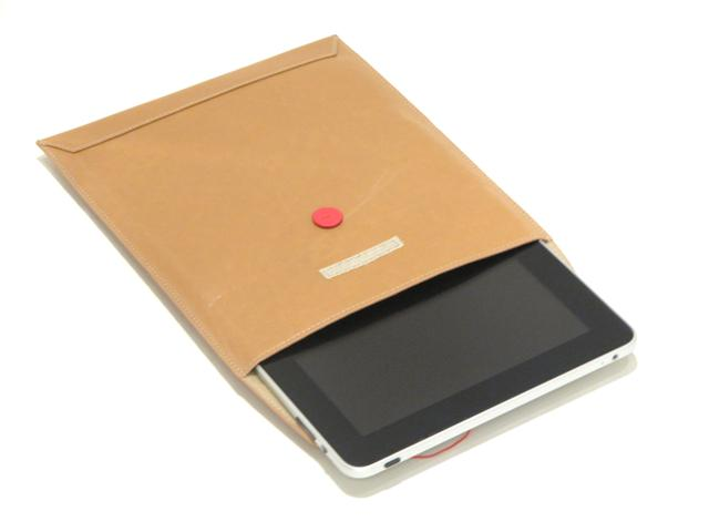 Leather Envelope Sleeve Hoes voor iPad