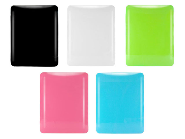 Colorful UltraSlim Back Case voor iPad 1