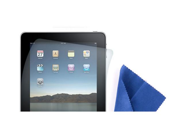 Griffin Screen Care Kit Matte Finish voor iPad