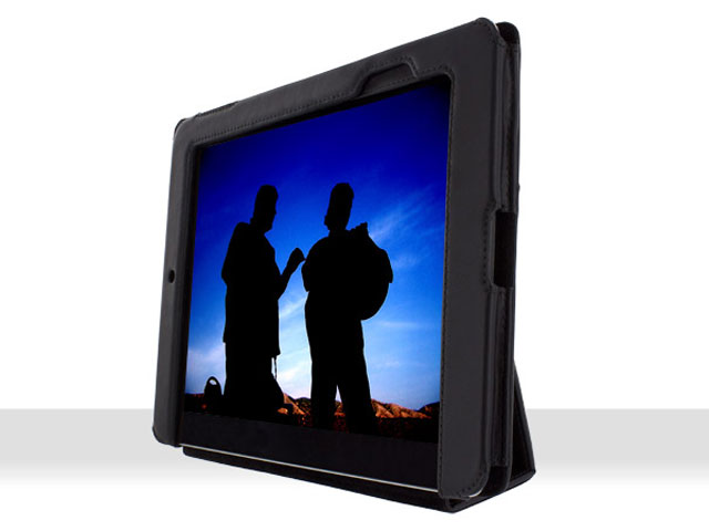 Artwizz SeeJacket Leather Case Hoes voor iPad 2