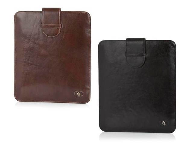 Castelijn & Beerens Gaucho Luxury Leather Sleeve voor iPad