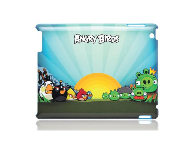 Angry Birds Gear 4 Case Hoes voor iPad 2