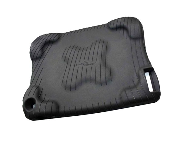 Gecko Gaming Glove Silicone Case Hoes voor iPad 2