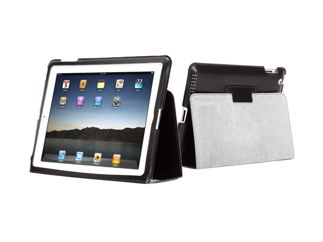 Griffin Elan Folio Slim Leren Stand Case iPad 2