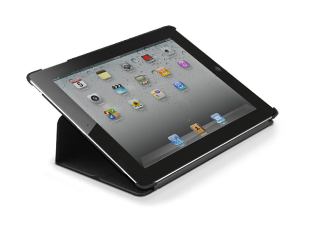 Marblue MicroShell Stand Case - iPad 2 hoesje