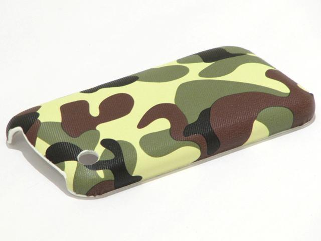 Camouflage Army Case Hoes voor iPhone 3G/3GS