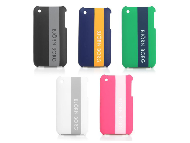 Björn Borg Fashion Case Hoes voor iPhone 3G/3GS