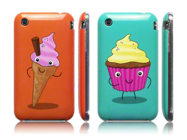 Call Candy Naughty Delights TPU Hoesje voor iPhone 3G/3GS