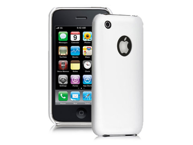 Case-Mate Barely There - Hard Case voor iPhone 3G/3GS