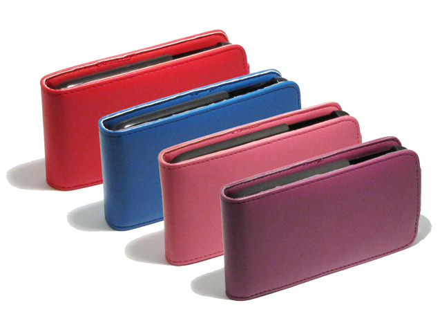 Classic Leather Flip Case Color Edition voor iPhone 3G/3GS