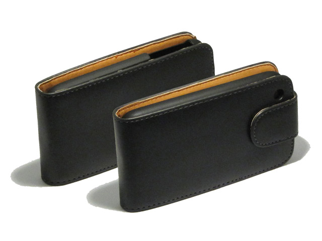 Classic Leather Flip Case voor iPhone 3G/3GS