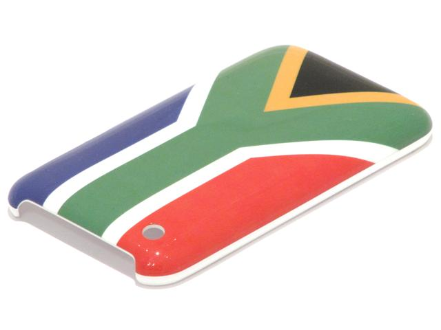 Flag Back Case Hoes voor iPhone 3G/3GS