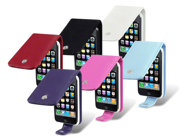 CaseBoutique UltraSlim Topflip Case Hoesje voor iPhone 3G/3GS