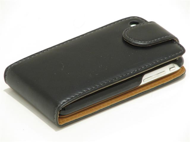 Classic Business Flip Case Hoes voor iPhone 3G/3GS