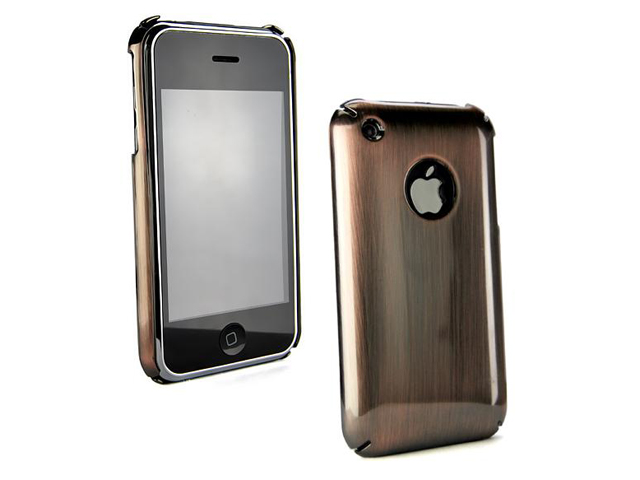Bronzen Back Case voor iPhone 3G/3GS